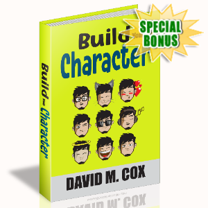 Special Bonuses - April 2020 - Build Your Character