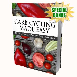 Special Bonuses - April 2020 - Carb Cycling Made Easy
