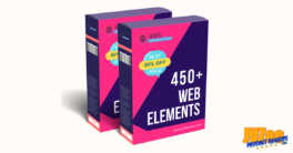 Web Elements Pack Review and Bonuses