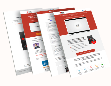 AcademyPro Features - PLUS You'll also get Proven to convert Sales Material