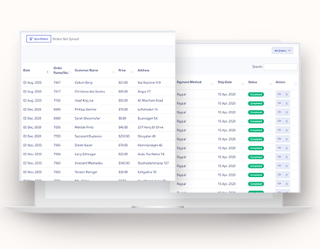 Dropshiply Features - Manage Orders