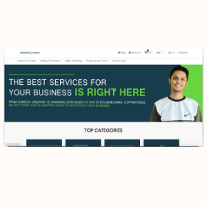 MarketPresso V2 Features - Beautifully Designed Home Page