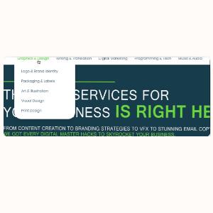 MarketPresso V2 Features - Category, Sub-Category & Smart Menu