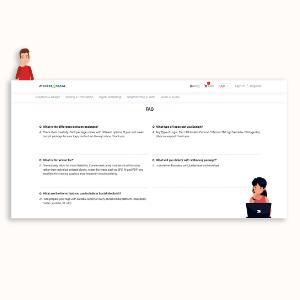 MarketPresso V2 Features - FAQ