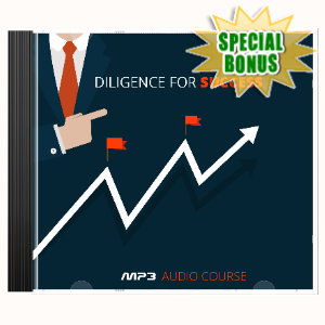 Special Bonuses - May 2020 - Diligence For Success Audio Pack