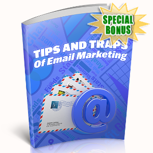 Special Bonuses - May 2020 - Tips And Traps Of Email Marketing