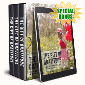 Special Bonuses - May 2020 - The Gift Of Gratitude Video Upgrade Pack