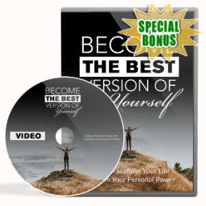 Special Bonuses - May 2020 - Best Version Of Yourself Video Upgrade Pack