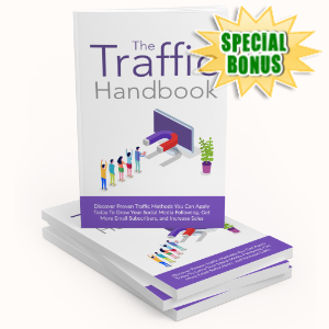 Special Bonuses - May 2020 - The Traffic Handbook Pack