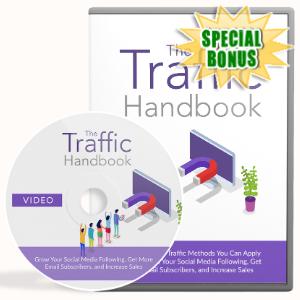 Special Bonuses - May 2020 - The Traffic Handbook Video Upgrade Pack