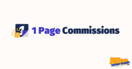 1 Page Commissions Review and Bonuses