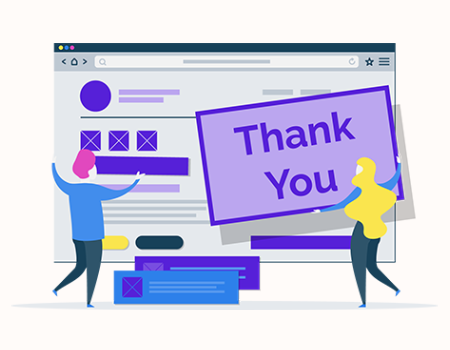 Active Webinar Features - Customizable Thank You Page