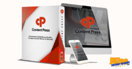 ContentPress Review and Bonuses
