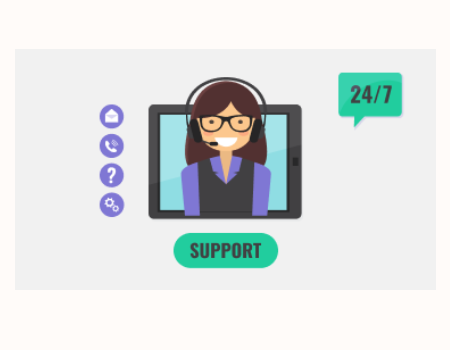ContentPress Features - 24/7 White Glove Support Has You Covered