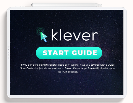 Klever Features - Quick Start Guide