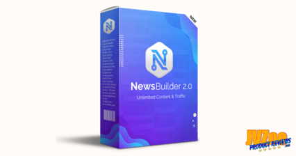 News Builder V2 Review and Bonuses