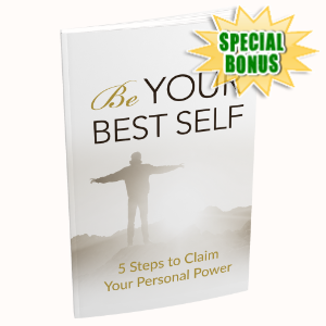 Special Bonuses - June 2020 - Be Your Best Self
