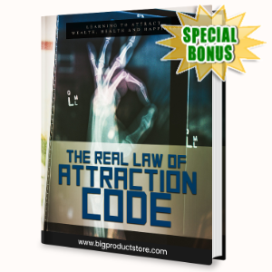 Special Bonuses - June 2020 - The Real Law Of Attraction Code Pack
