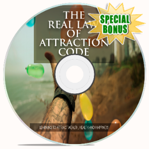 Special Bonuses - June 2020 - The Real Law Of Attraction Code Video Upgrade Pack